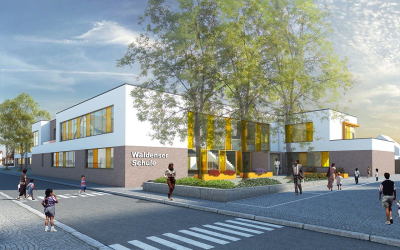 P_W 12-01_Waldenserschule_01_Perspektive